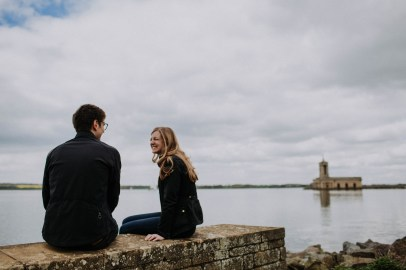 Laura & Adam at Rutland Water